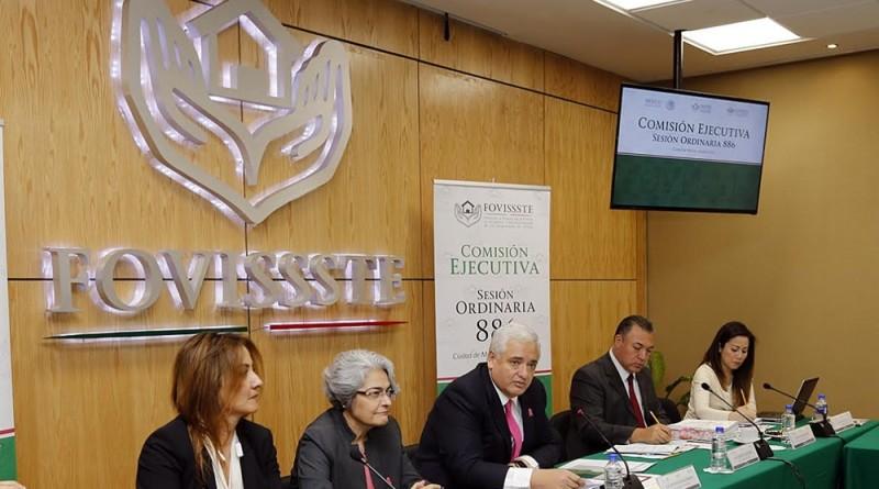 FOVISSSTE DEMOCRATIZA EL FINANCIAMIENTO DE LA VIVIENDA: GODINA HERRERA