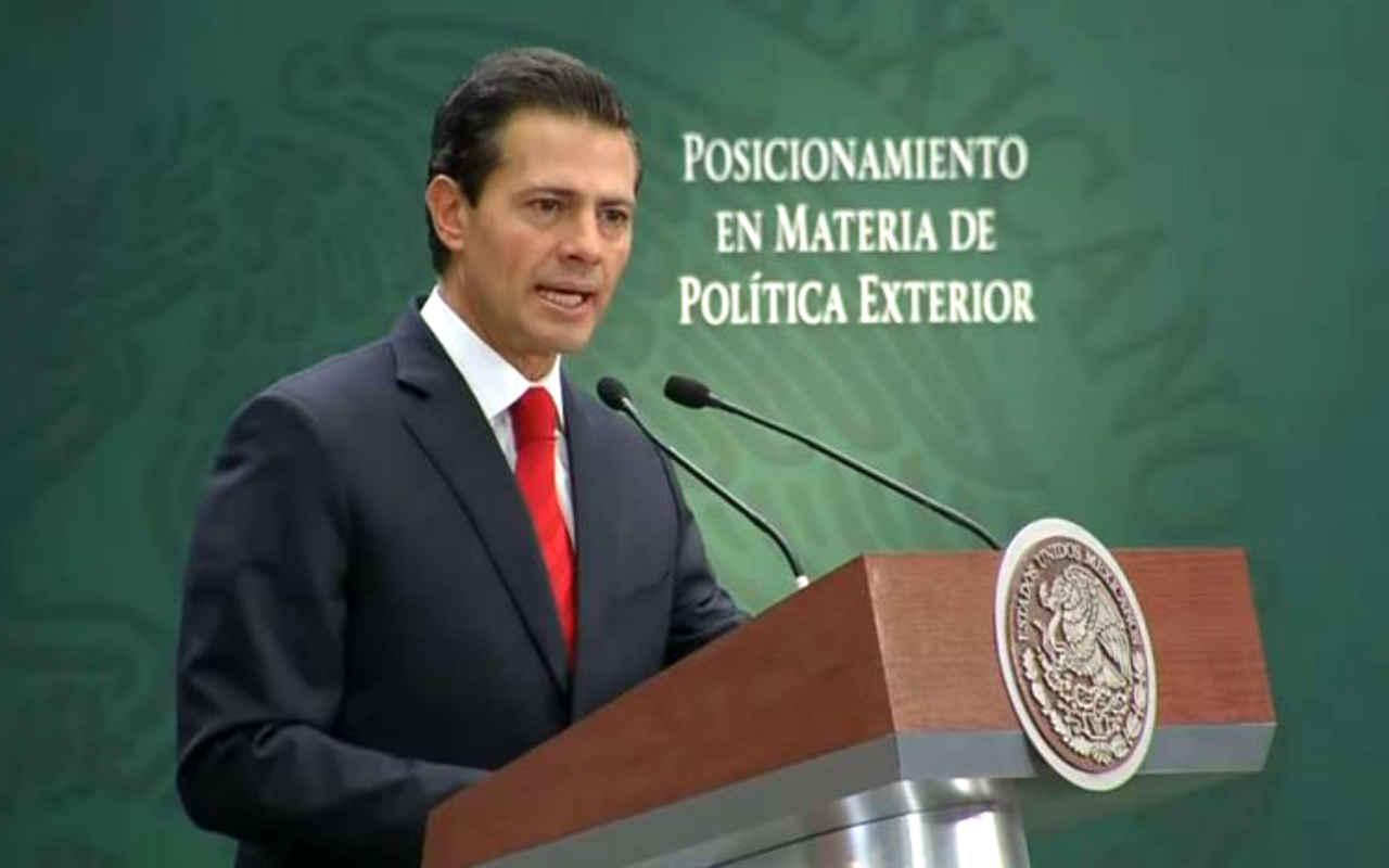 Gobierno mexicano presenta política exterior para negociar con Estados Unidos