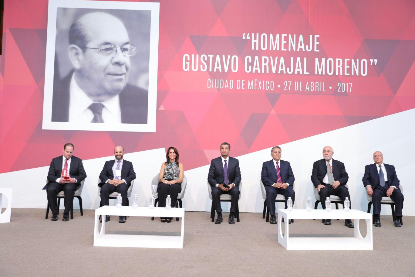 Enfocará PRI su visión en principios de justicia social por los que luchó Gustavo Carvajal: Enrique Ochoa