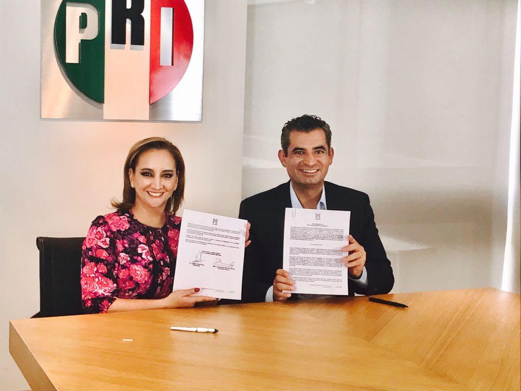 Firman Ochoa Reza y Ruiz Massieu convocatoria para la XXII Asamblea Nacional