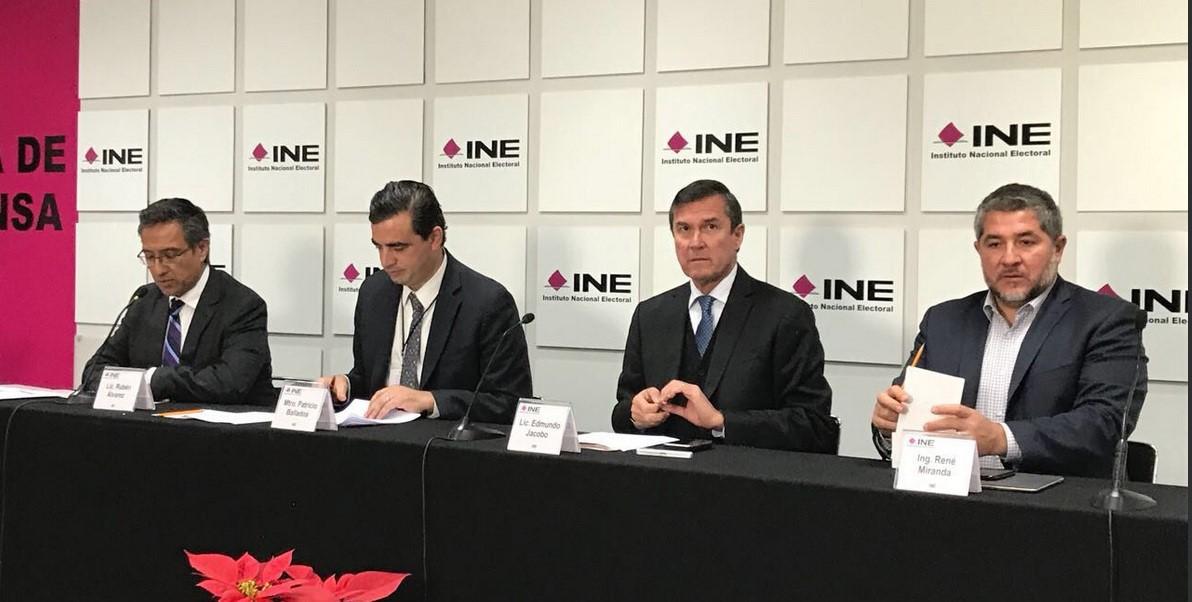 Detecta INE inconsistencias en apoyos a candidaturas independientes a diputaciones federales