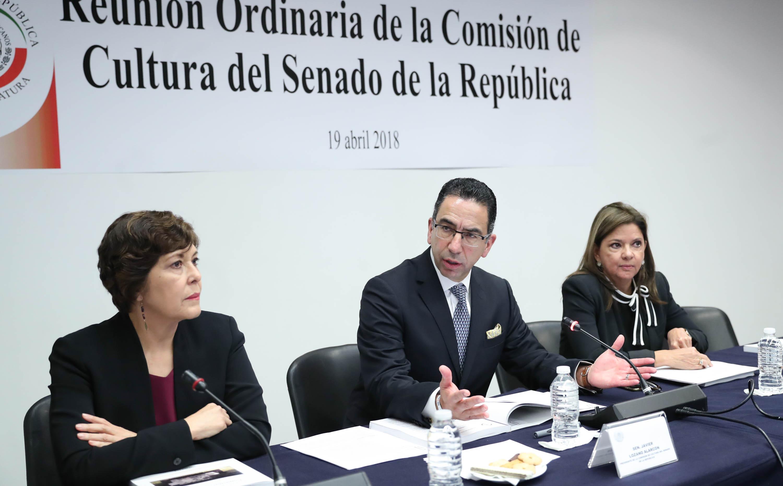 Aprueban reformas a la Ley de Fomento para la Lectura y el Libro, en la Comisión de Cultura